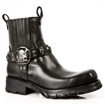 New Rock Bikerstiefel M.7621-S1