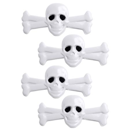 Totenkopf Verschlüsse
