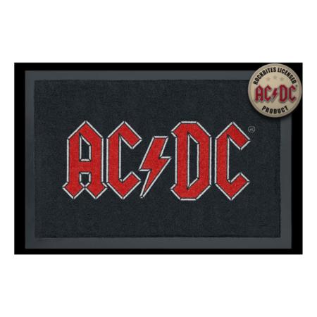 Fussmatte: AC/DC – Logo