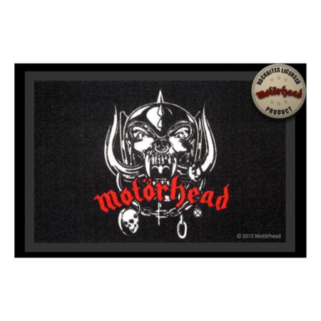 Fussmatte: Motörhead – Logo