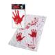 Handtuch Blutbad