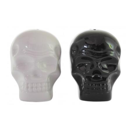 Skull Salz- & Pfefferstreuer
