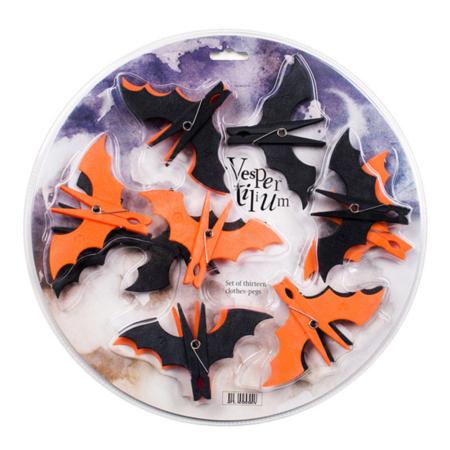 Wäschklammern Fledermaus