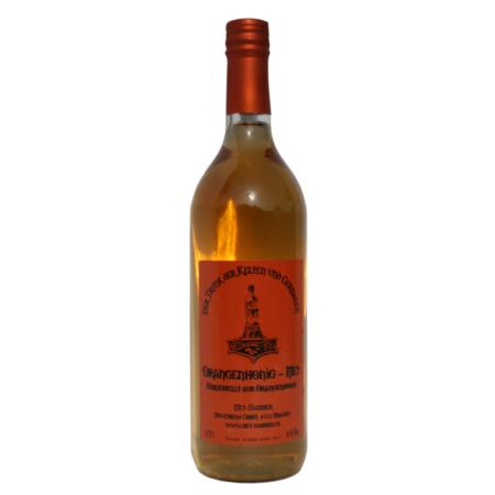 Orangenhonig-Met