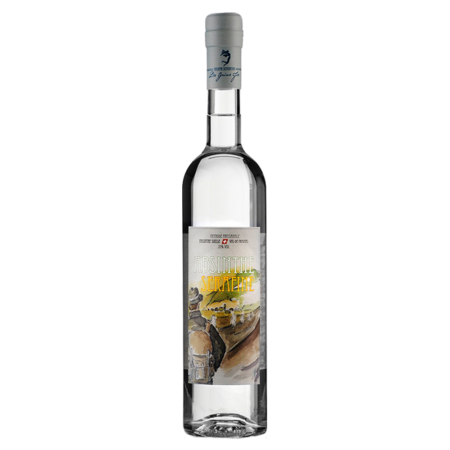 Absinthe - Val de Travers Serafine
