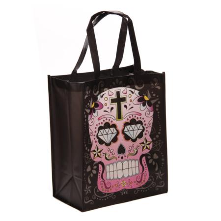 Einkaufstasche Tag der Toten
