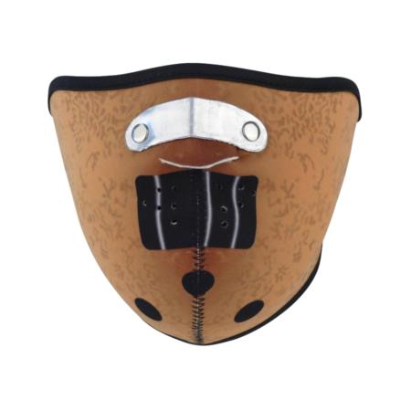 Bikermaske Neopren Hannibal