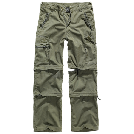Cargohose Zip-Off Savannah oliv