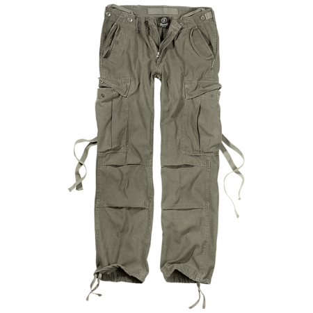 Damenhose M-65 Ladies Trousers oliv