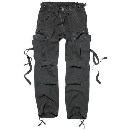 Damenhose M-65 Ladies Trousers schwarz