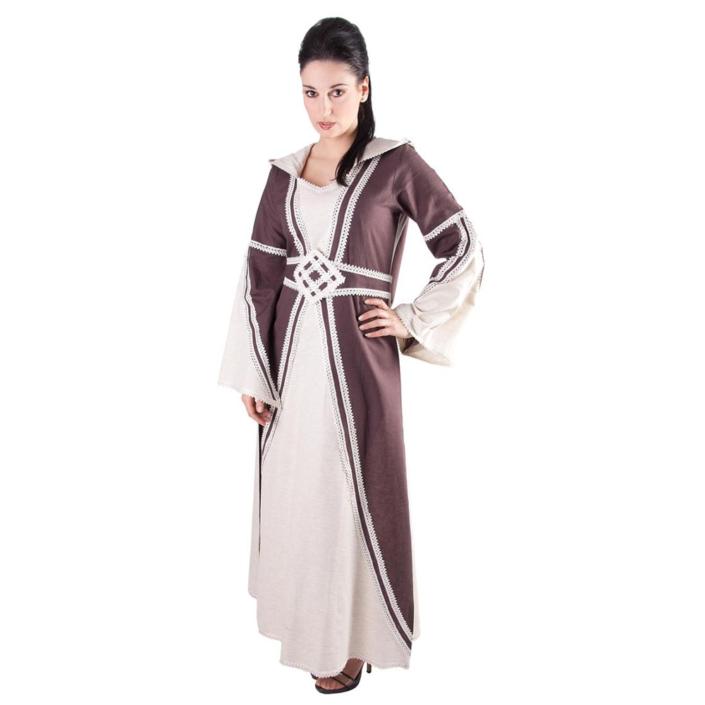 Kleid mit Gürtel 310