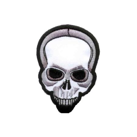 Patch Alien Totenkopf