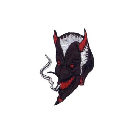 Patch Rauchender Teufel