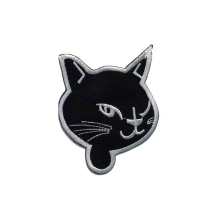 Patch Zwinkernde Katze