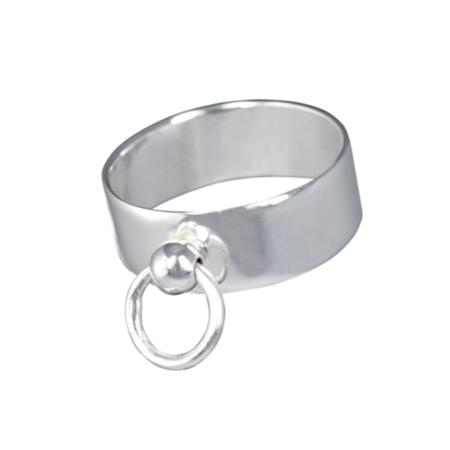 Ring der O, Silber